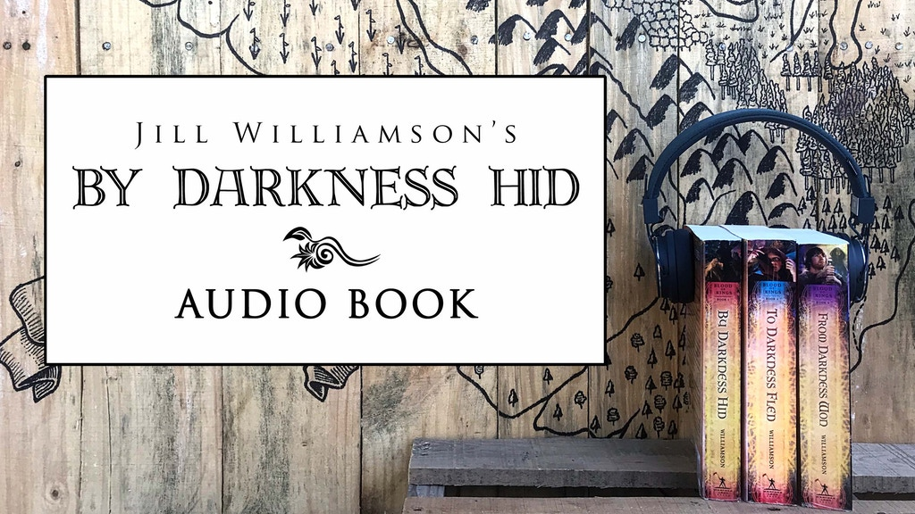 By Darkness Hid Audio Book project video thumbnail