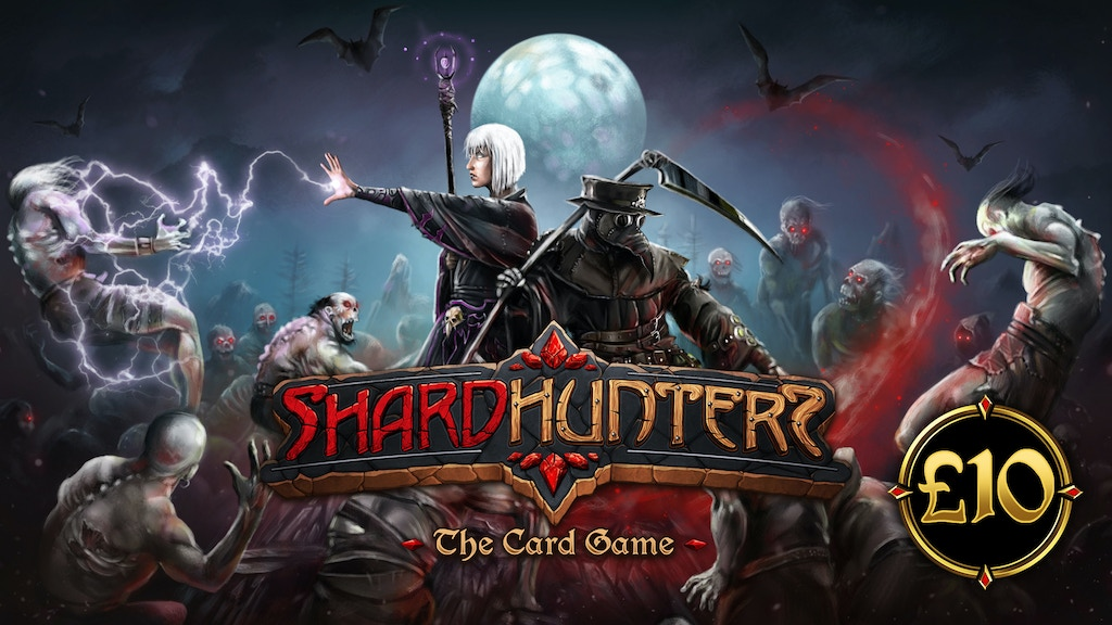 Shardhunters - The Card Game project video thumbnail