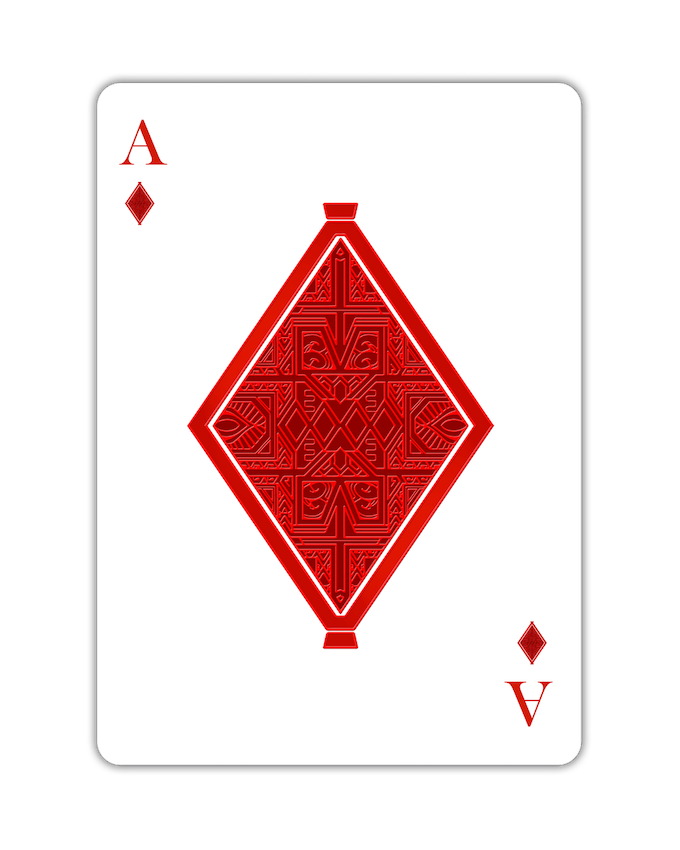 Dwarves - Ace of Diamonds