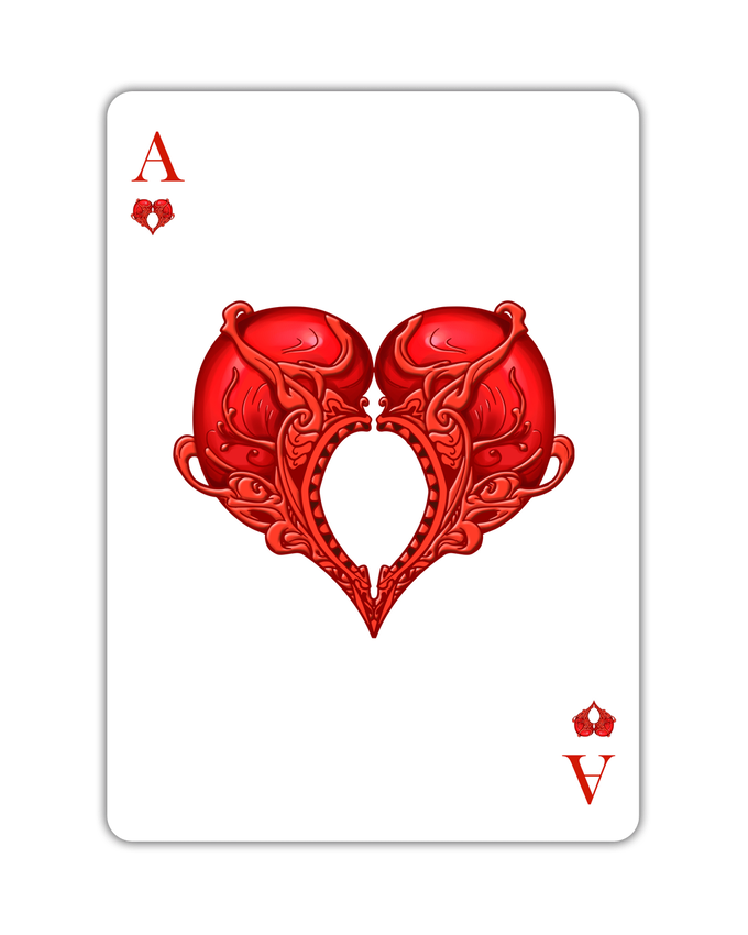 Elves - Ace of Hearts