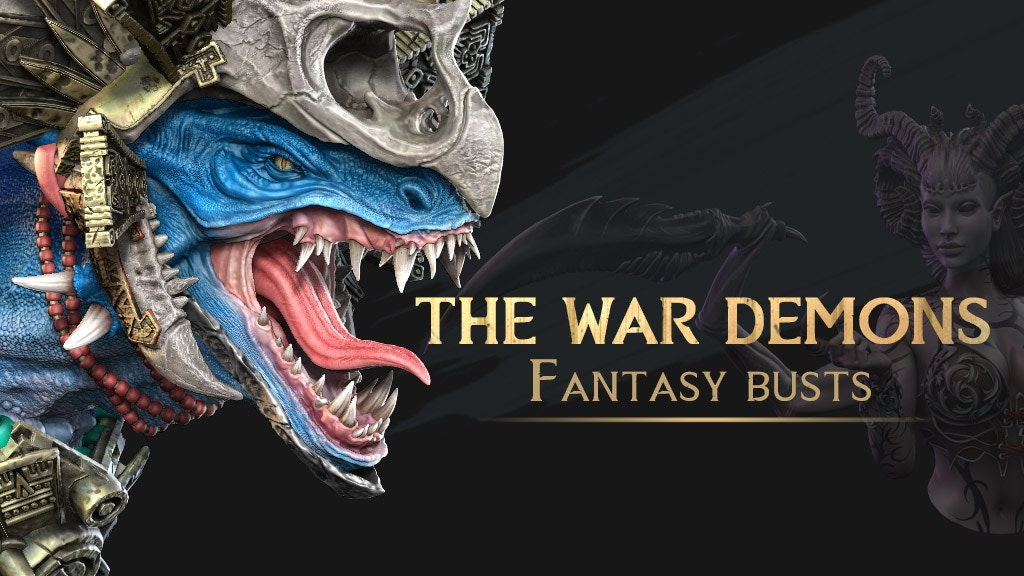 The War Demons project video thumbnail