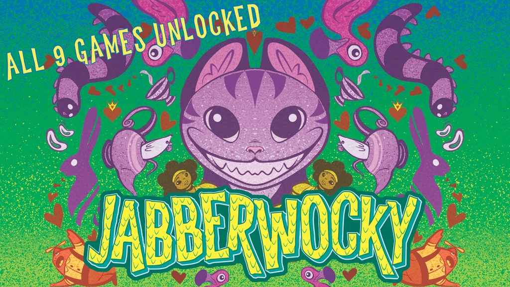 Jabberwocky project video thumbnail