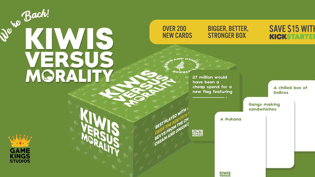 Kiwis Versus Morality 2.0 project video thumbnail