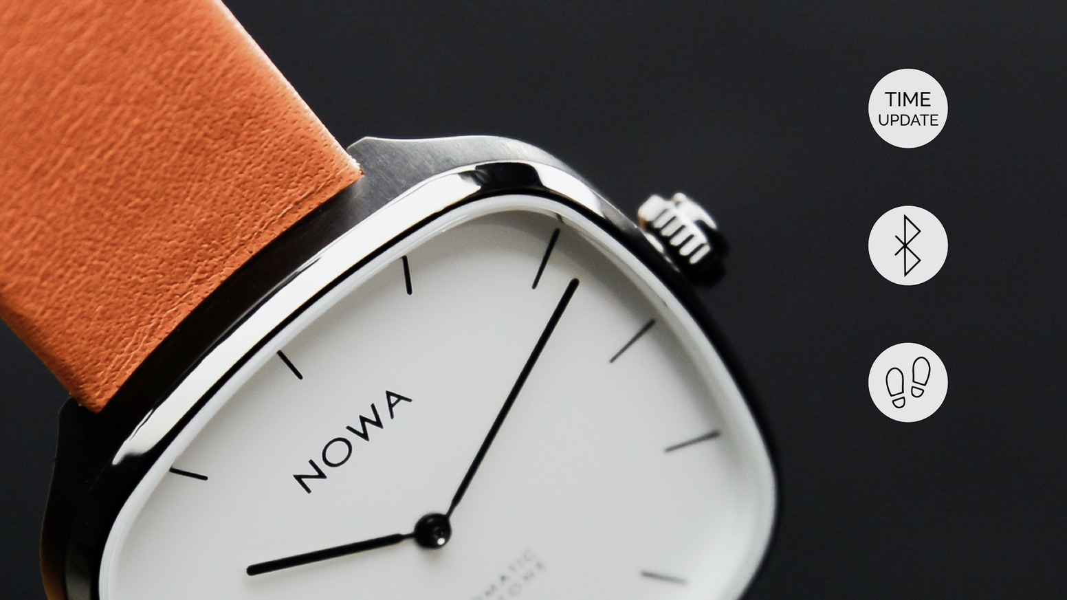 French Design meets Smart Technology - Exquisite and Exclusive. Creating the thinnest hybrid watches since 2016. 24 months warranty.