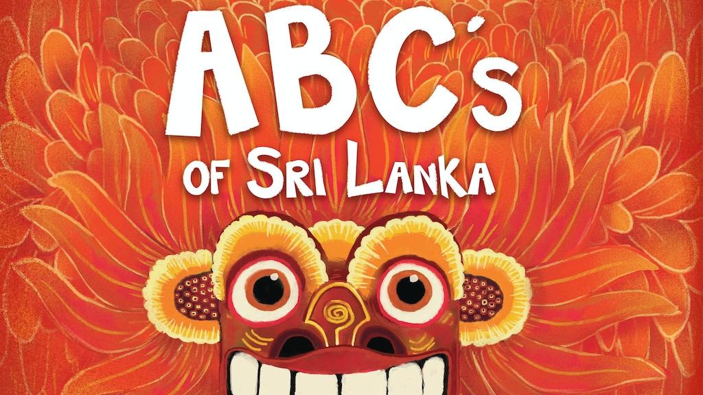 the ABCs of Sri Lanka Book project video thumbnail