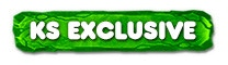 """Note: Anything labeled """"KS Exclusive"""" is an exclusive item for Kickstarter backers with additional inventory being sold at the rare convention or on our business website. Additionally, KS Exclusives can be used in subsequent KS campaigns."""