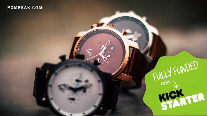 With interchangeable genuine leather straps, or 316L stainless steel bands. Designed with passion. Built to last.