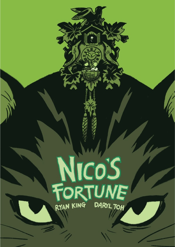 Cover art for Nico's Fortune