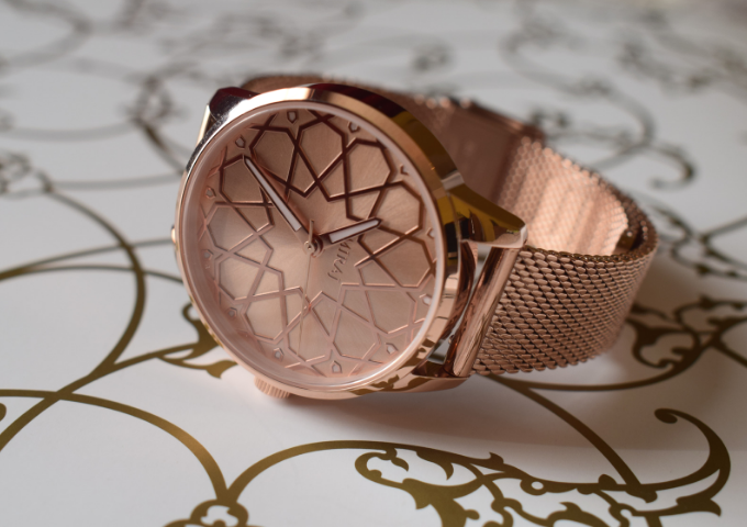 Pure Rose Gold - Alhambra for Women