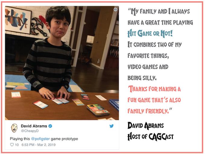 Fun Game that's also Family Friendly