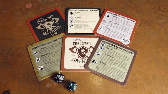 Brassman's Adventure Club by William Fisher — Kickstarter