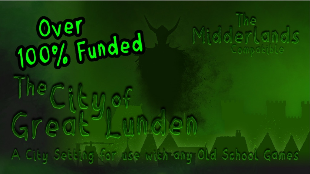 The City of Great Lunden project video thumbnail