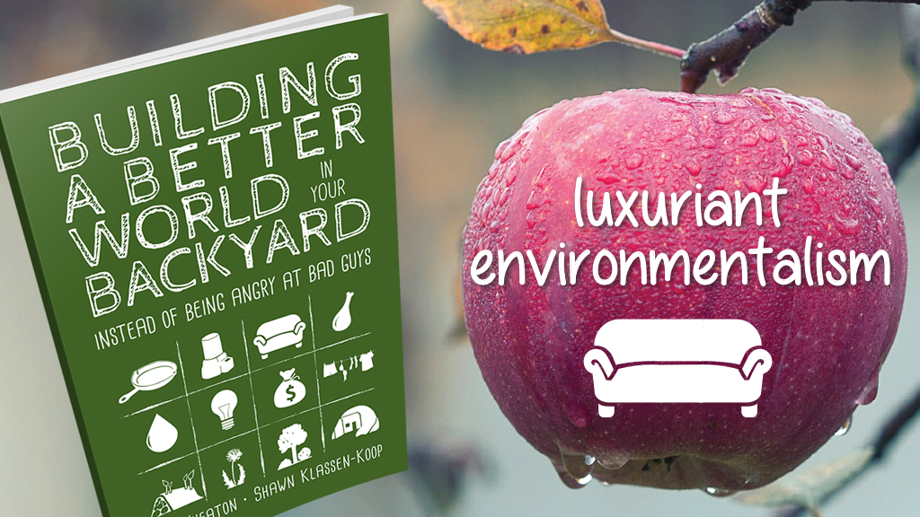 Building a Better World in Your Backyard (book) project video thumbnail