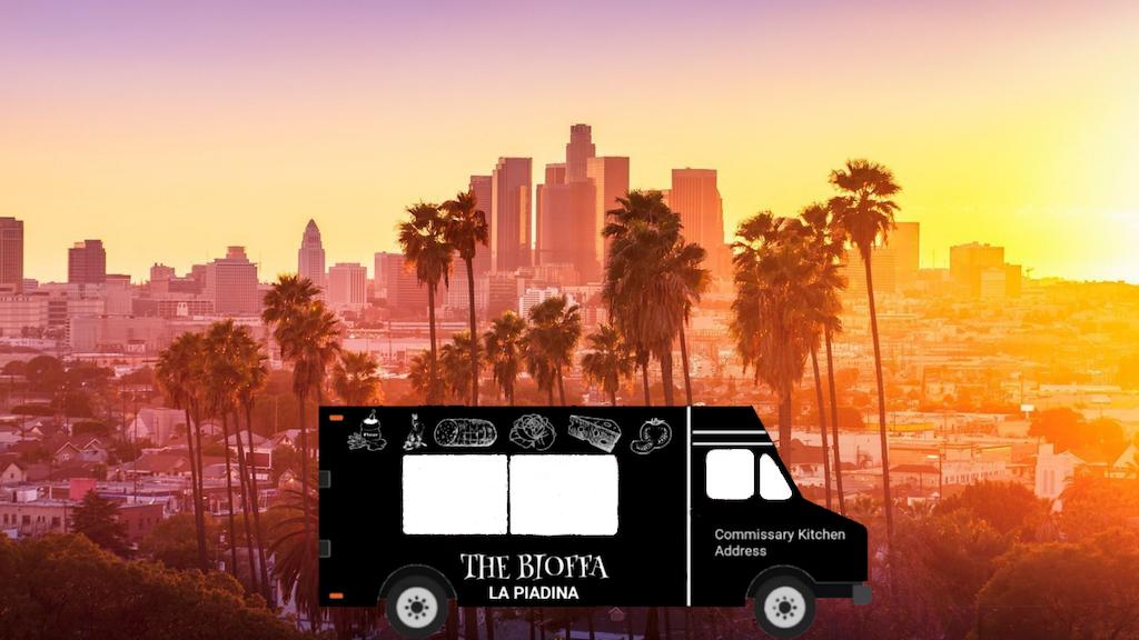 Project image for The Bioffa - La Piadina Italian Food Truck