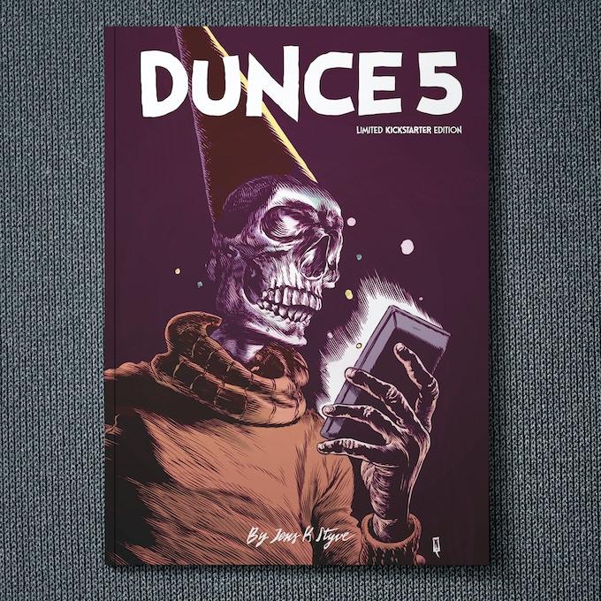 Guest cover is by Troy Nixey (Batman, Hellboy, Jenny Finn ++).