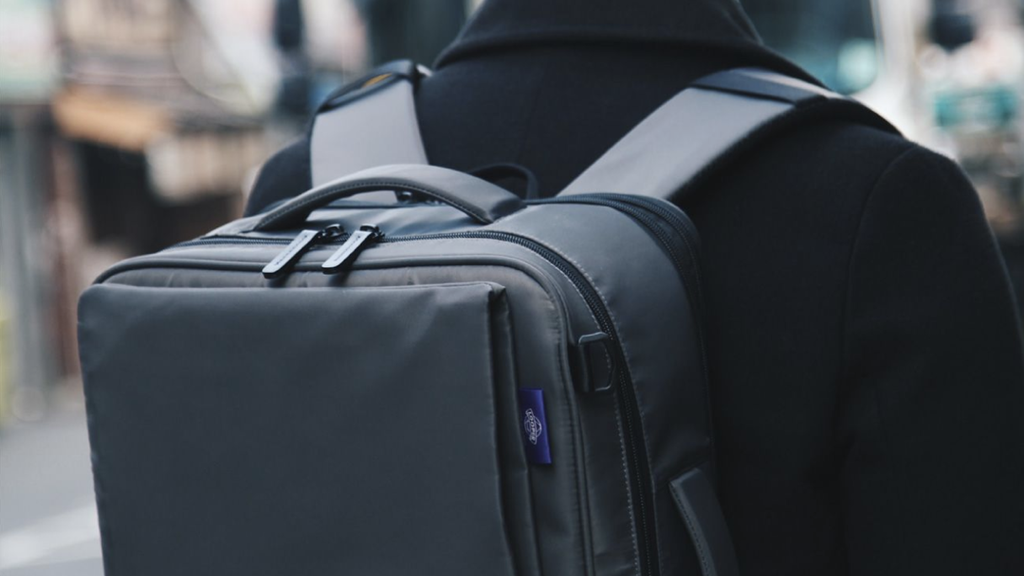 Looper - NICK the New Tech Luggage backpack! project video thumbnail
