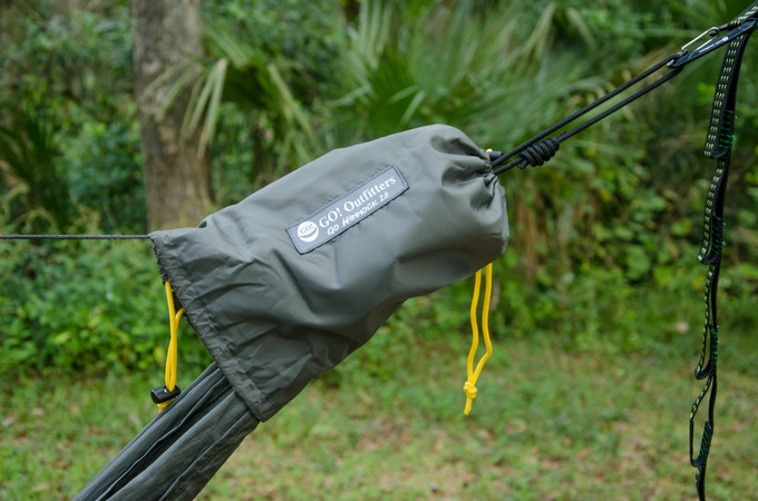 The included Rapid Deployment Bag makes setting up and packing up a breeze
