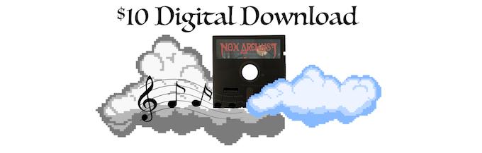 $10 Digital download of game, manual, map, music