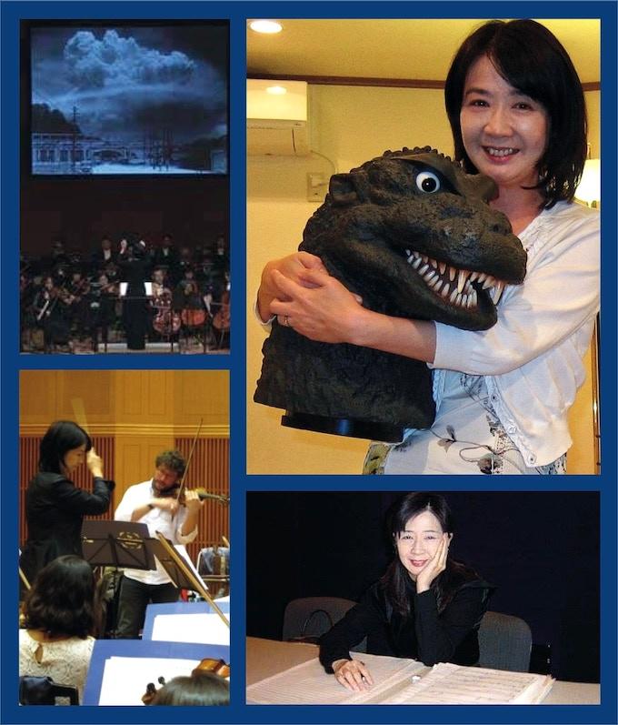 Composer Michiru Oshima