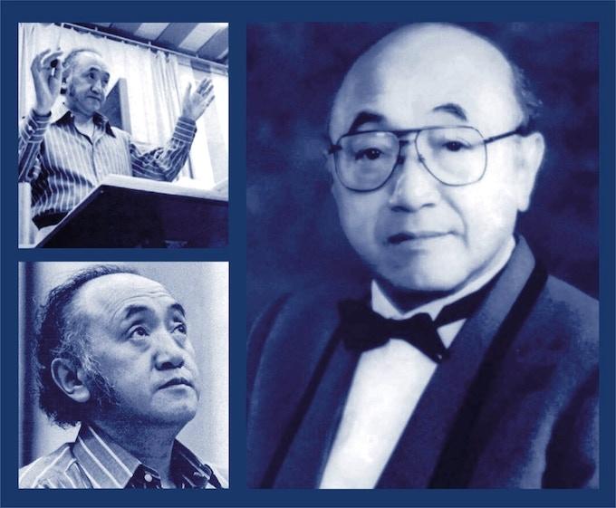 Composer Masaru Sato.