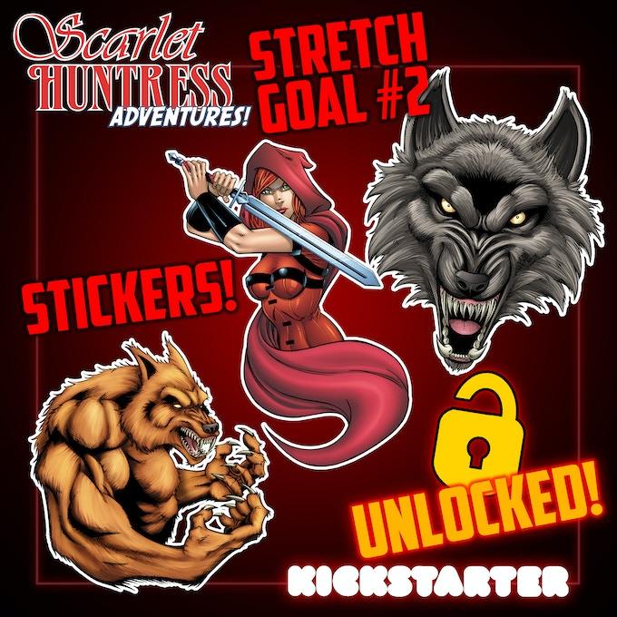 Stretch Goal #2