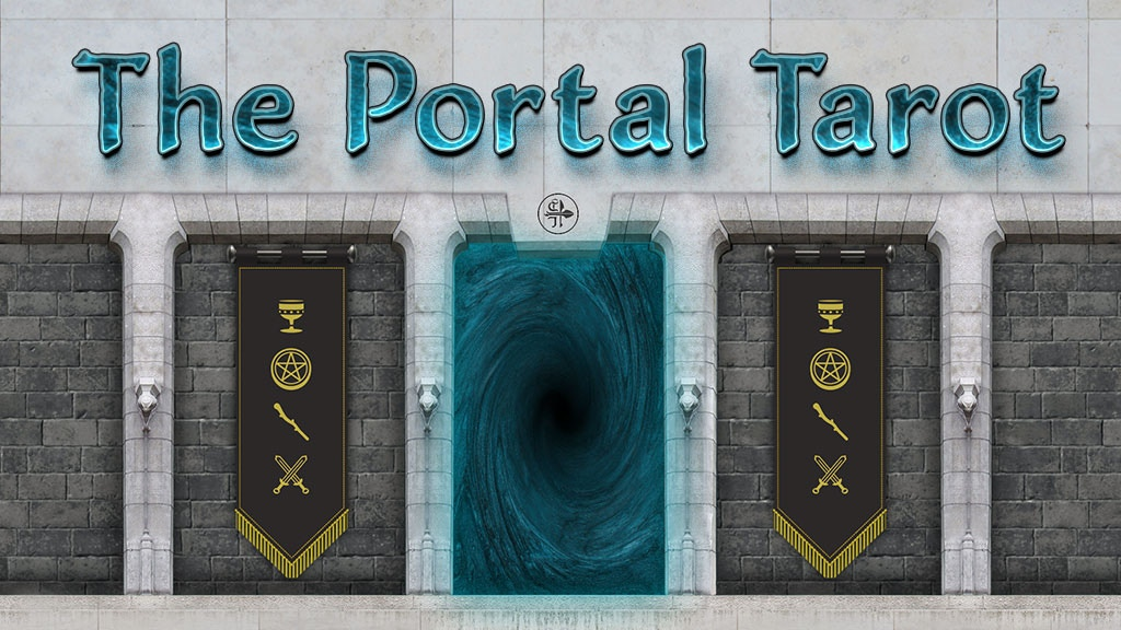 The Portal Tarot: The Apprentice project video thumbnail
