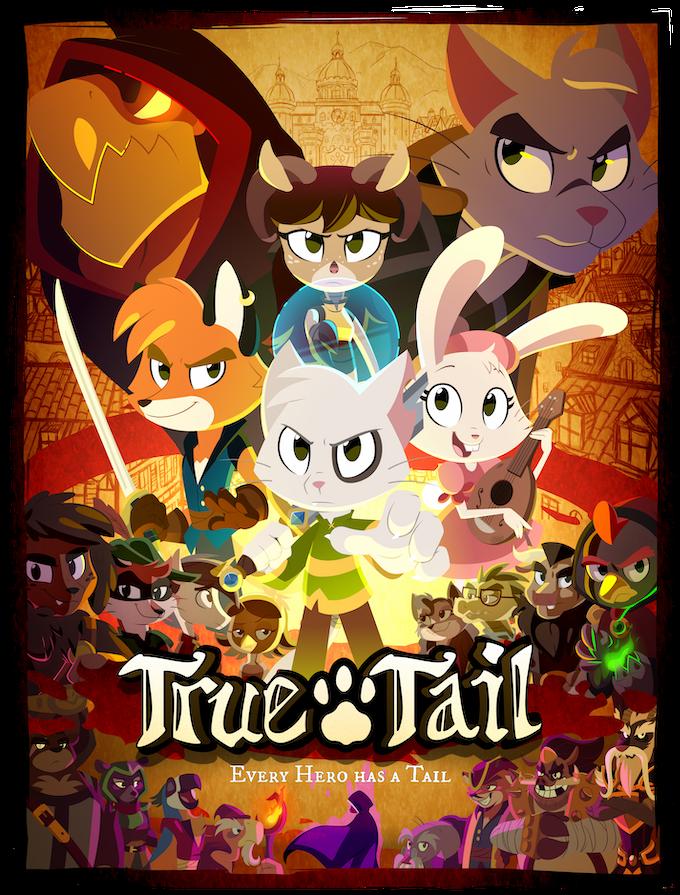 True Tail: School of Heroes by Skynamic Studios — Kickstarter