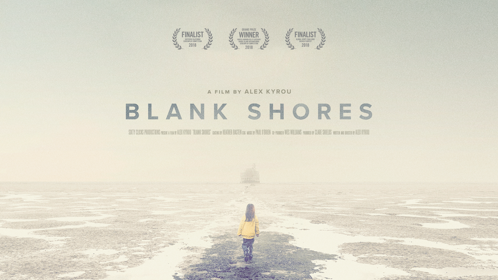 BLANK SHORES project video thumbnail