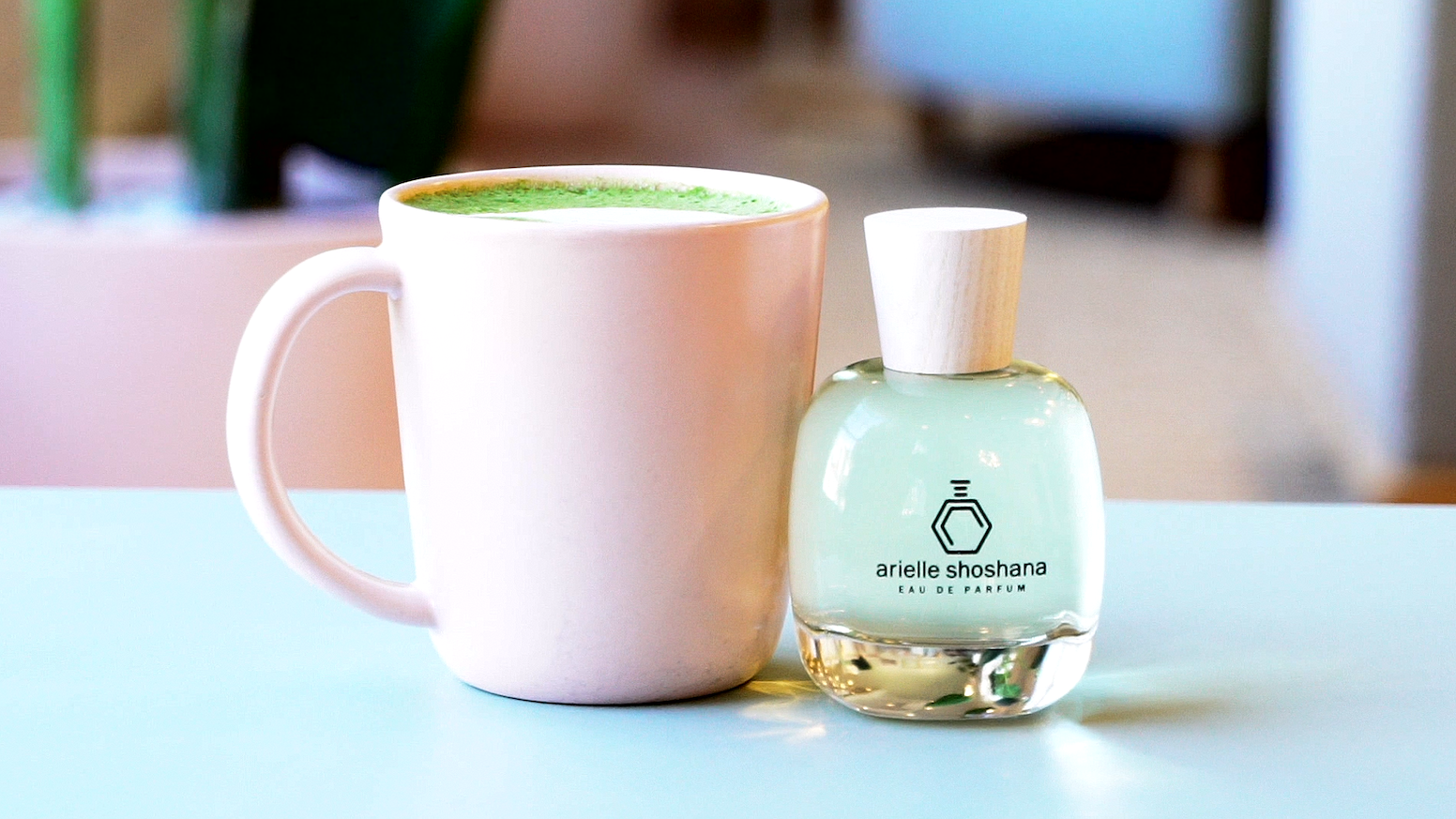 A soft, cozy fragrance that smells like Sunday feels.