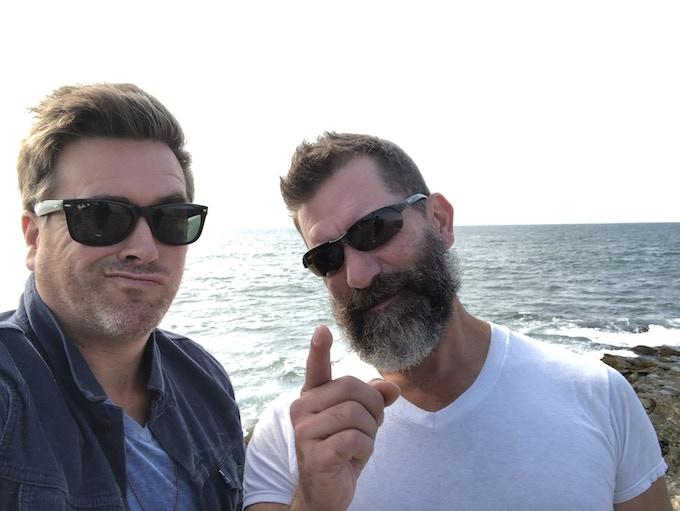 The Old Man & The Sea (& Me). (truth be told, I'm JBW's elder)