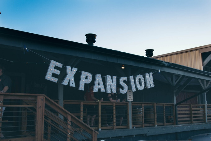 Thank you for your contribution which will make EXPANSION 2019 even bigger & better than last year while supporting Lexington's music scene!