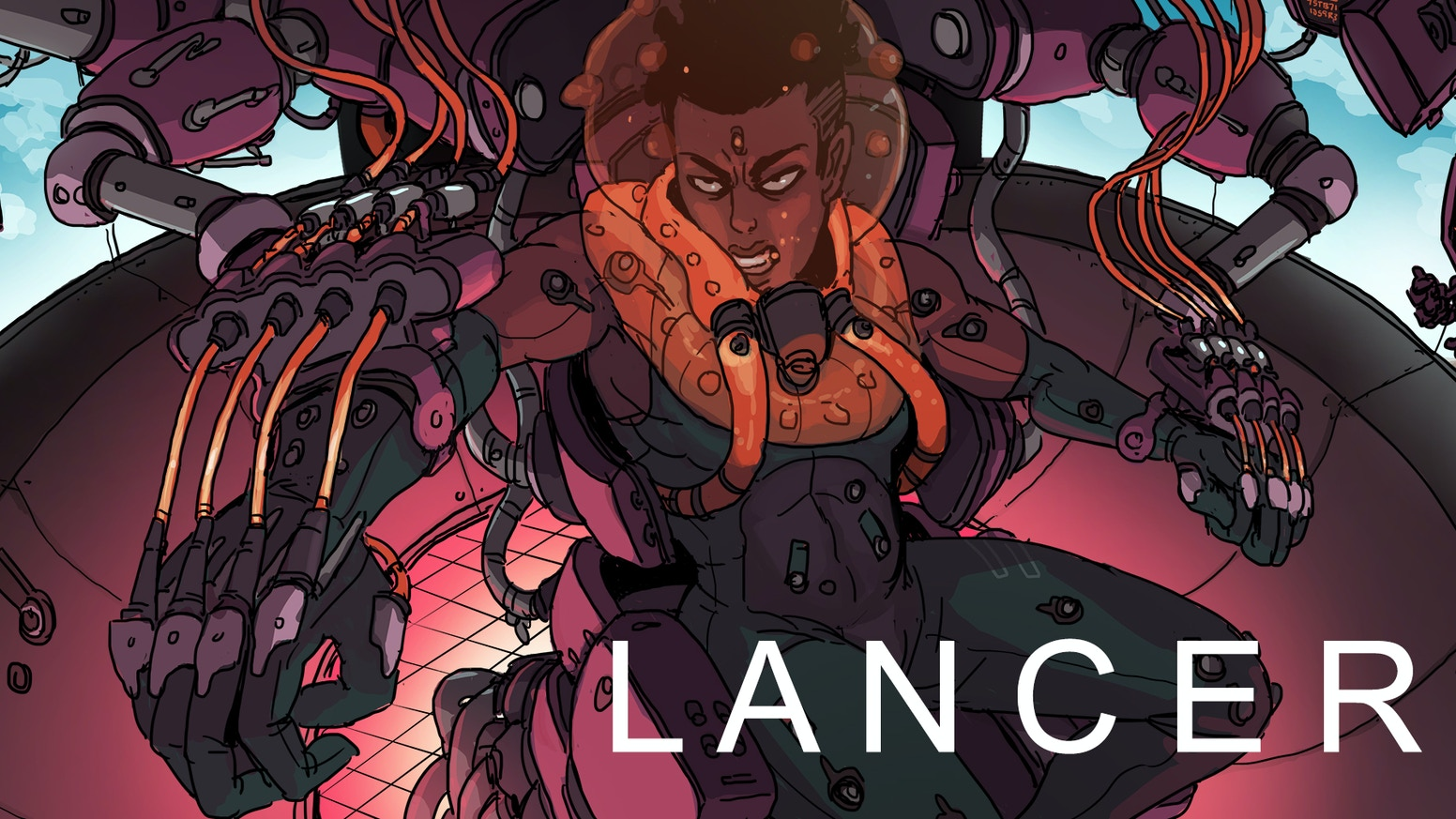 Lancer by Massif Press — Kickstarter