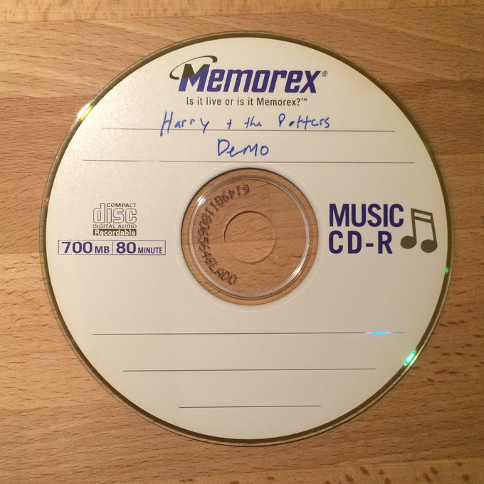 The demo that started it all!