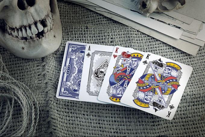 Reincarnation Classic Deck Inner Cards