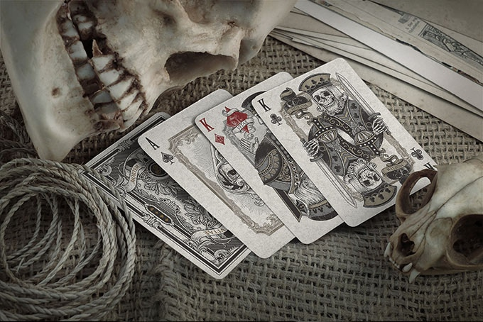 Reincarnation Original Deck Inner Cards