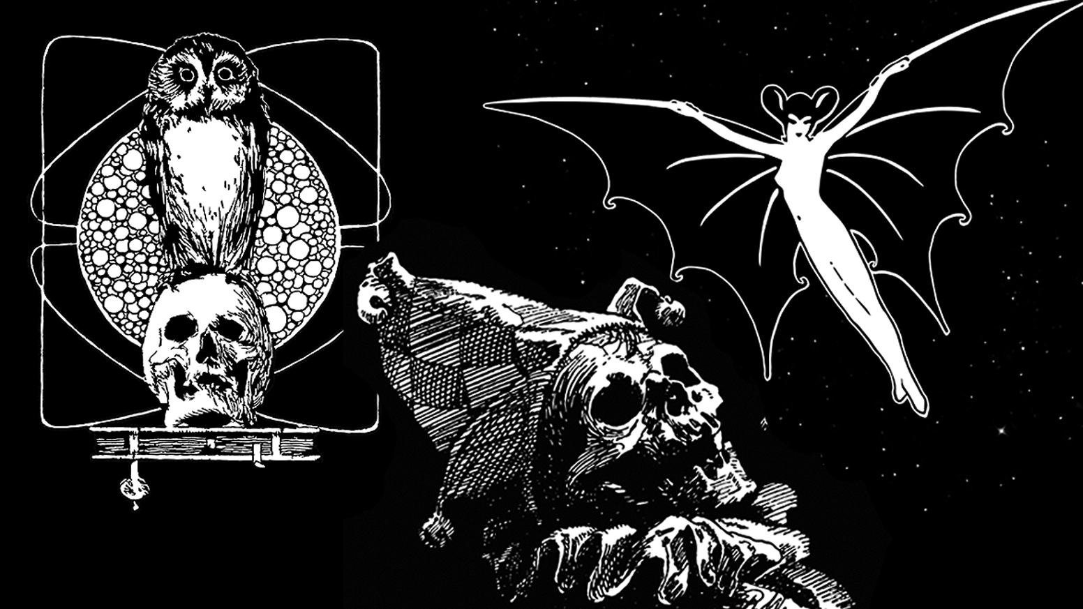 The Century Guild Museum will be releasing three t-shirts featuring rare occult artworks (1899-1920) at The Oddities Flea Market in LA!