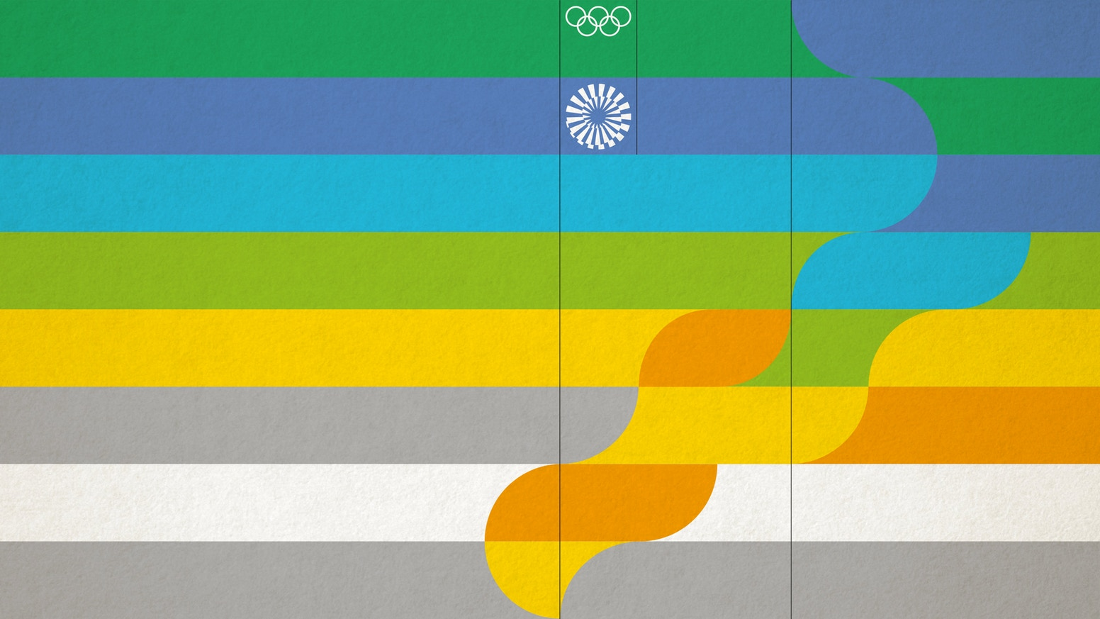 Reissue of the guidelines of the Olympic Games in original size and style. A tribute to Otl Aicher's pioneering work.