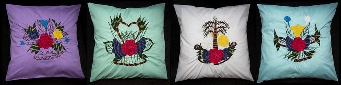 Click here to see the available milaya pillowcases.