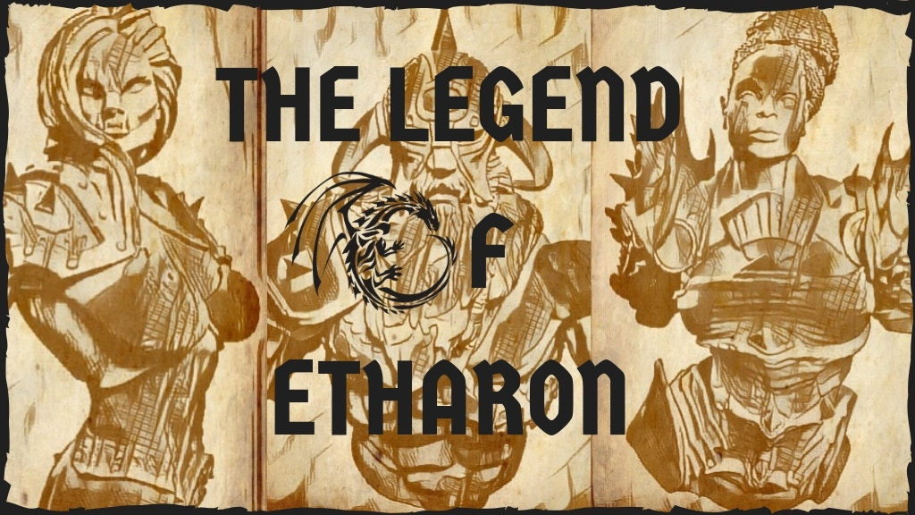Project image for The legend of Etharon