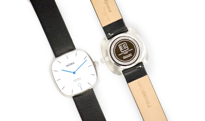Superbe - The new Timeless Smart Watch by NOWA Paris by @NOWAWATCH