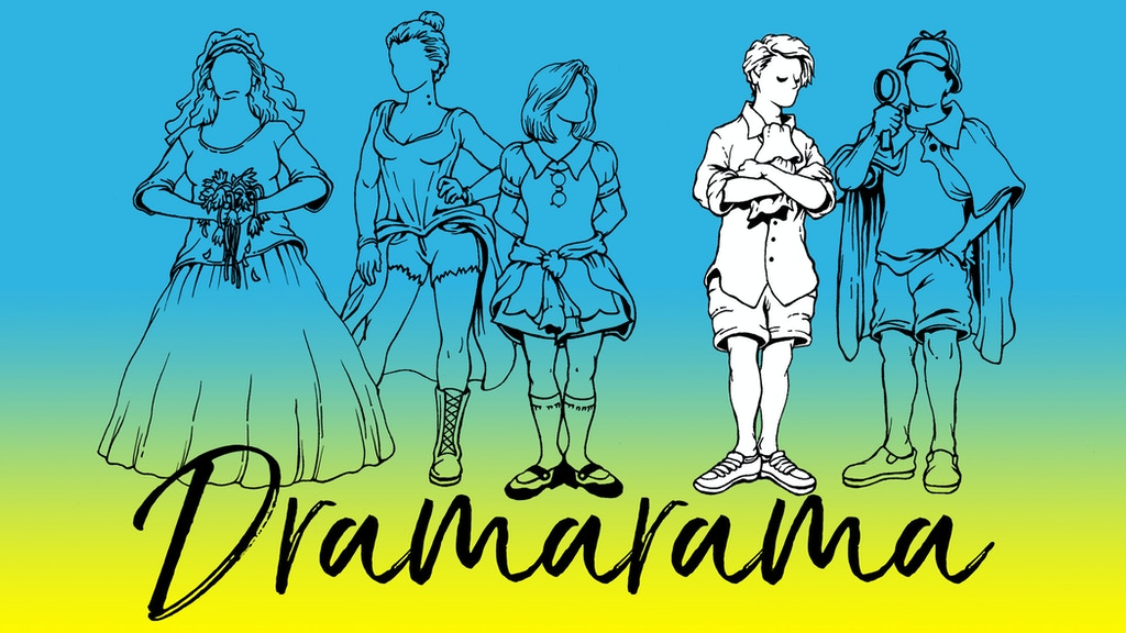 Dramarama - A feature film about high school drama nerds project video thumbnail