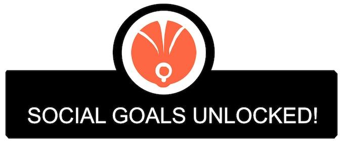 Click through for the social stretch goals