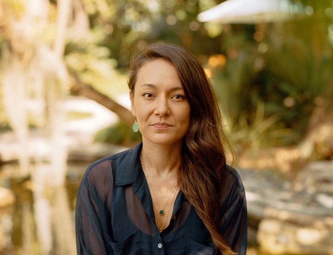 Stephanie Bailey: writer, Present Tense; mentor, The Double Negative Fellowship; Ocula Editor-in-Chief