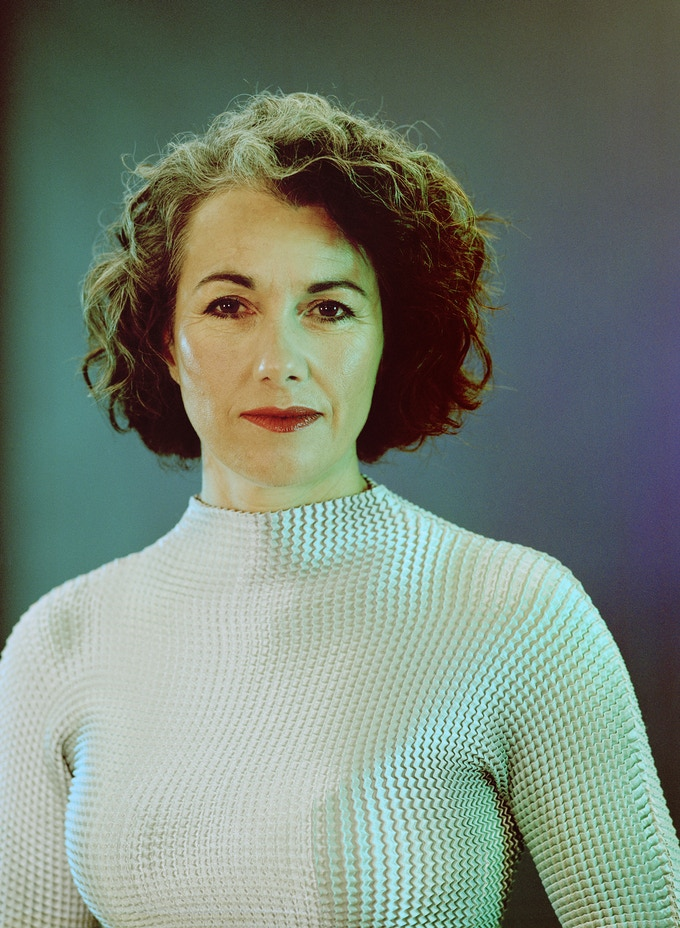 Sarah Champion, MP for Rotherham photographed by Lottie Davies