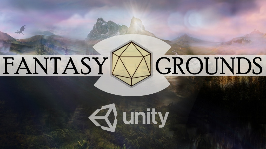 Fantasy Grounds Unity project video thumbnail