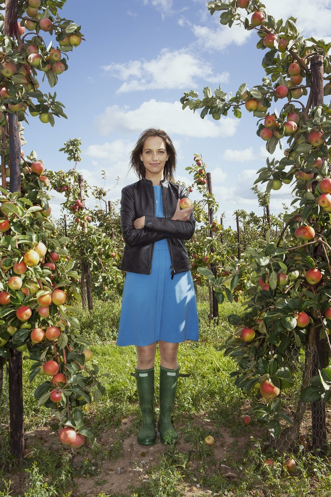 Helen Whately, MP for Faversham and Mid-Kent photographed by Polly Penrose
