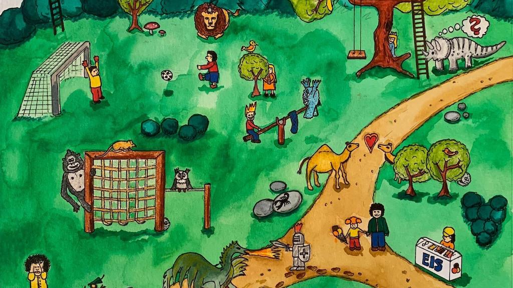 Die Rollenden Steinchen - Das Leben ist ein Wimmelbuch project video thumbnail