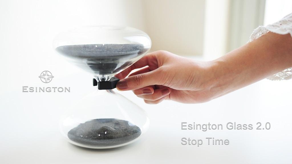 Esington Glass 2.0: Solid Iron Nanospheres + Time stopper project video thumbnail