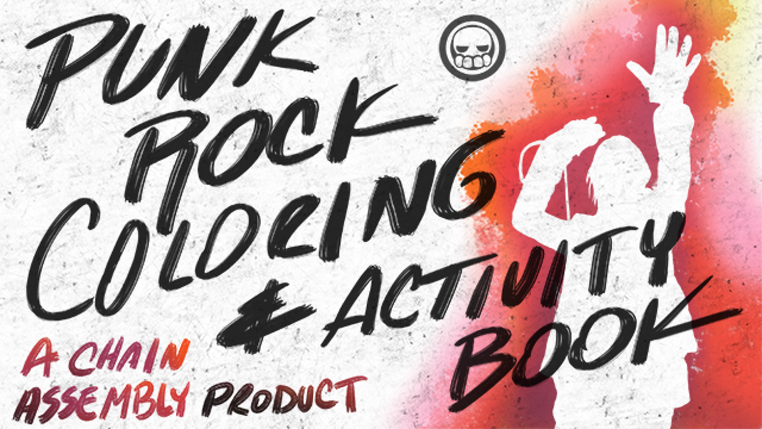 A Punk Rock Coloring and Activity Book by Nick Ribera ...