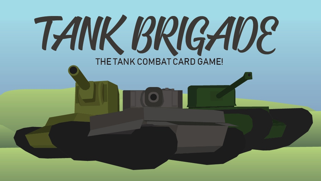 Project image for Tank Brigade: The card game